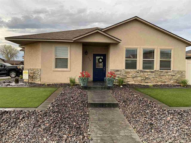 626 24 3/4 Road, Grand Junction, CO 81505 (MLS #20211761) :: The Joe Reed Team