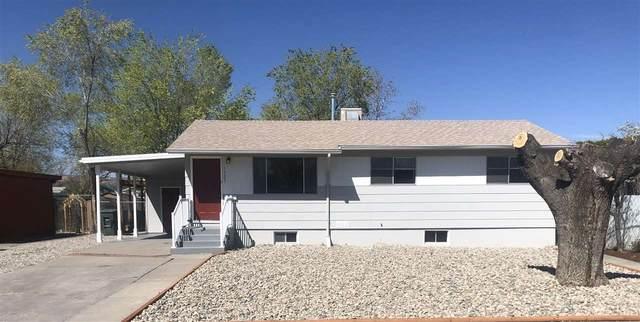 1325 Balsam Street, Grand Junction, CO 81505 (MLS #20211765) :: The Joe Reed Team