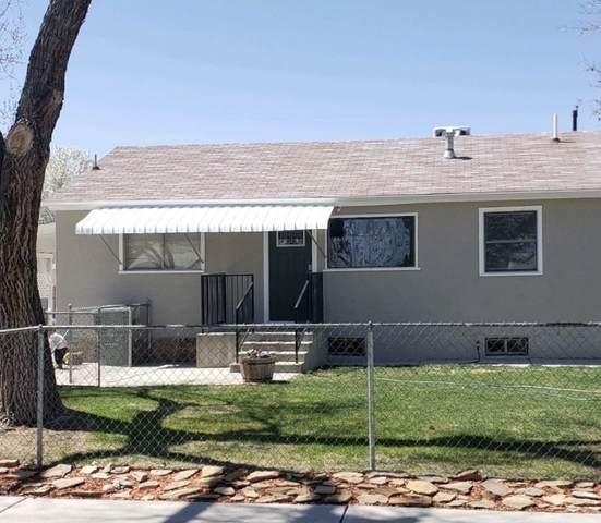 2103 N 26th Street, Grand Junction, CO 81501 (MLS #20211778) :: The Christi Reece Group