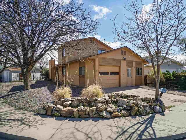 1187 Olson Circle, Grand Junction, CO 81503 (MLS #20211780) :: The Joe Reed Team