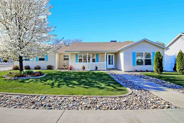 515 Hazel Circle, Fruita, CO 81521 (MLS #20211785) :: CENTURY 21 CapRock Real Estate