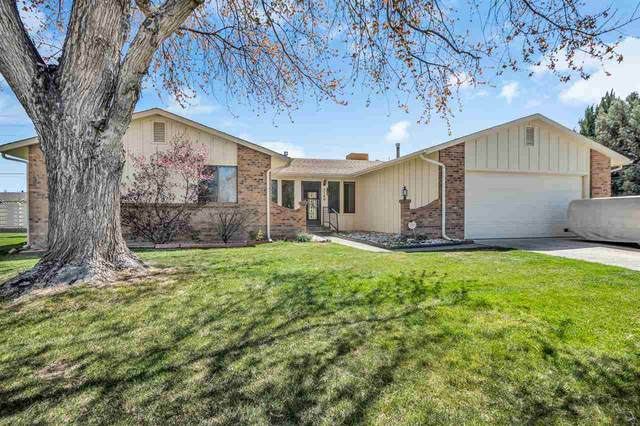 3149 Carlton Court, Grand Junction, CO 81504 (MLS #20211792) :: The Joe Reed Team