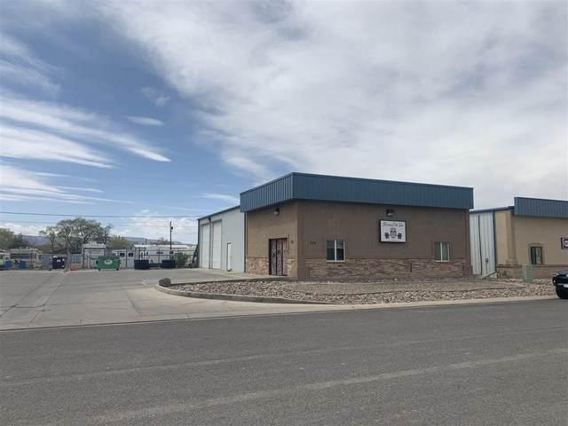 379 Indian Road, Grand Junction, CO 81501 (MLS #20211794) :: The Joe Reed Team