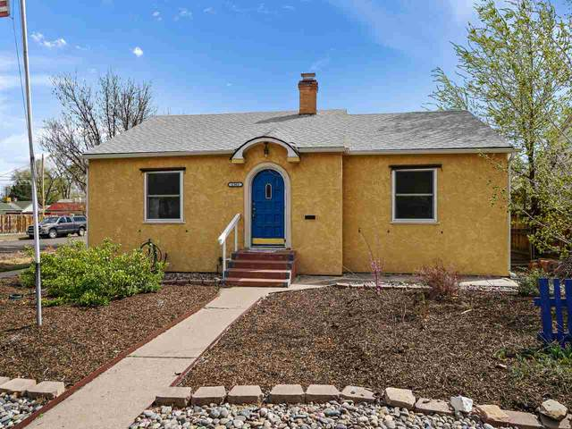 1361 Ouray Avenue, Grand Junction, CO 81501 (MLS #20211797) :: The Joe Reed Team