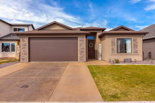 2482 Kerk Avenue B, Grand Junction, CO 81505 (MLS #20211810) :: The Joe Reed Team