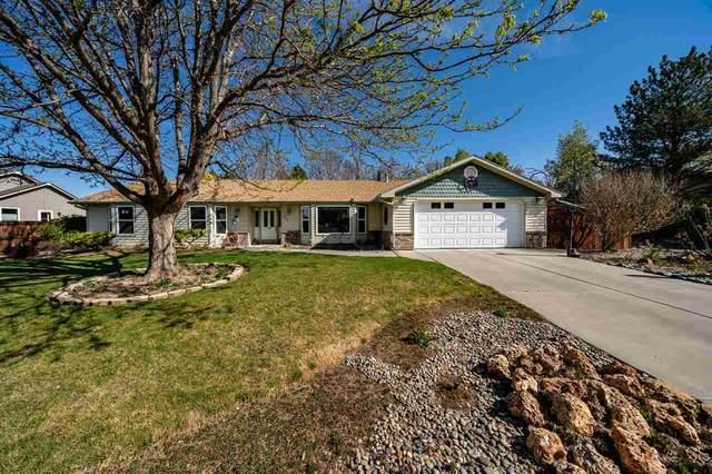 1550 Ridge Drive, Grand Junction, CO 81506 (MLS #20211821) :: The Christi Reece Group