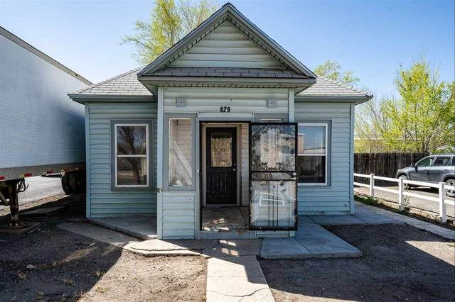 829 South Avenue, Grand Junction, CO 81501 (MLS #20211823) :: The Joe Reed Team