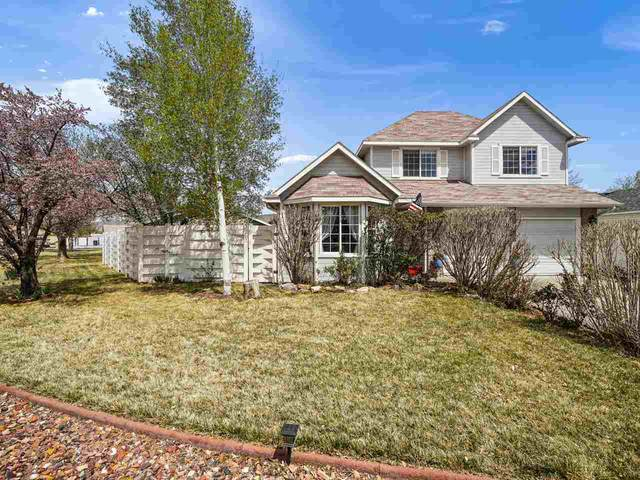 2978 Brookwood Drive, Grand Junction, CO 81504 (MLS #20211831) :: The Christi Reece Group