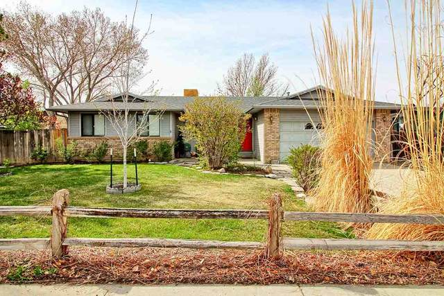 2705 Caribbean Drive, Grand Junction, CO 81506 (MLS #20211832) :: The Christi Reece Group