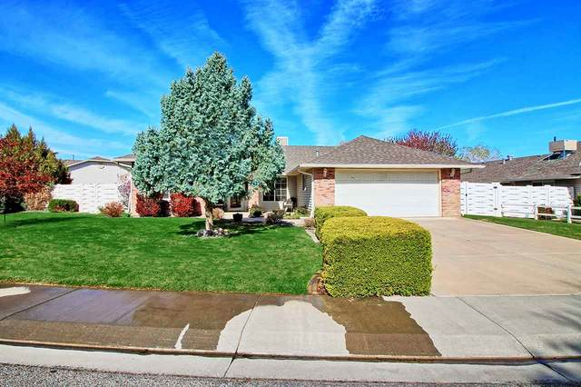 221 Round Rock Circle, Grand Junction, CO 81503 (MLS #20211834) :: The Joe Reed Team