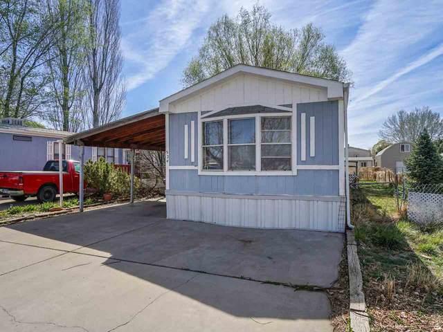 524 Holly Park Drive, Fruita, CO 81521 (MLS #20211837) :: The Christi Reece Group