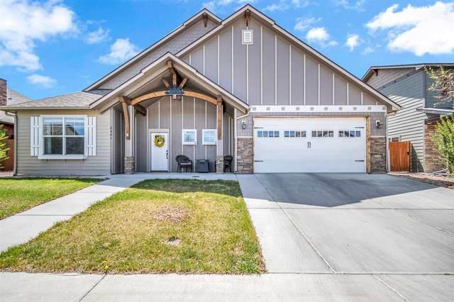 2491 Waite Avenue, Grand Junction, CO 81505 (MLS #20211854) :: Michelle Ritter
