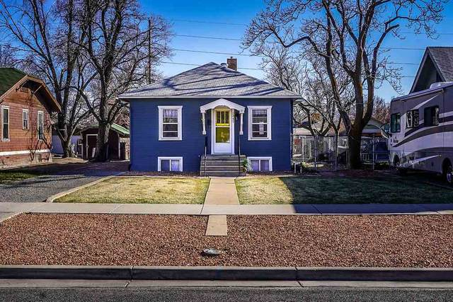 1347 White Avenue, Grand Junction, CO 81501 (MLS #20211862) :: The Joe Reed Team