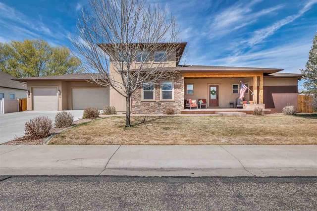 949 Kayenta Way, Fruita, CO 81521 (MLS #20211868) :: Western Slope Real Estate