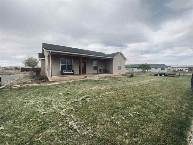 1348 13 Road, Loma, CO 81524 (MLS #20211873) :: The Kimbrough Team | RE/MAX 4000