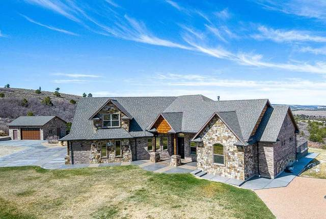 15721 Deer Hill Road, Glade Park, CO 81523 (MLS #20211875) :: The Danny Kuta Team