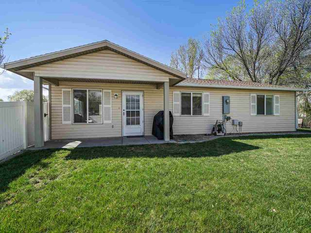 309 1/2 Acoma Drive, Grand Junction, CO 81503 (MLS #20211878) :: The Grand Junction Group with Keller Williams Colorado West LLC