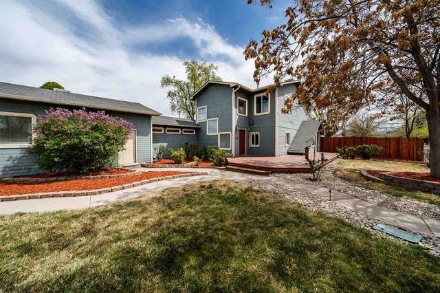 1905 Orchard Avenue, Grand Junction, CO 81501 (MLS #20211880) :: The Kimbrough Team | RE/MAX 4000