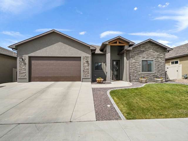 2480 Solstice Ln, Grand Junction, CO 81505 (MLS #20211881) :: The Joe Reed Team