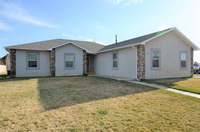 1245 La Mesa Circle, Rangely, CO 81648 (MLS #20211888) :: The Christi Reece Group