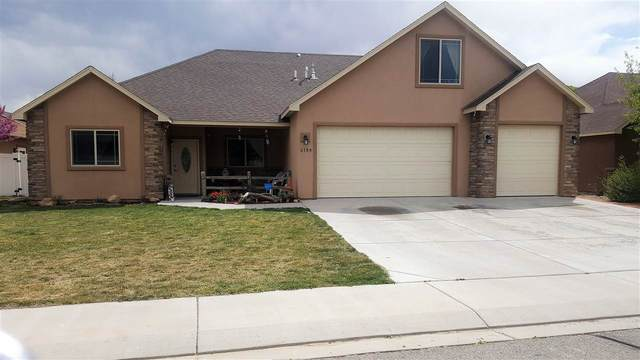 3159 F 1/4 Road, Grand Junction, CO 81504 (MLS #20211891) :: The Grand Junction Group with Keller Williams Colorado West LLC