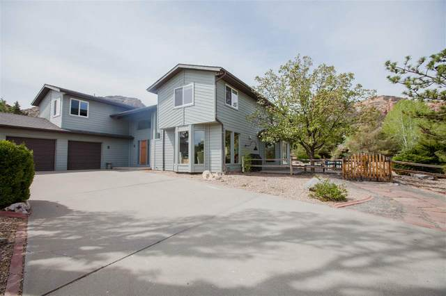 292 Chinle Court, Grand Junction, CO 81507 (MLS #20211900) :: The Joe Reed Team