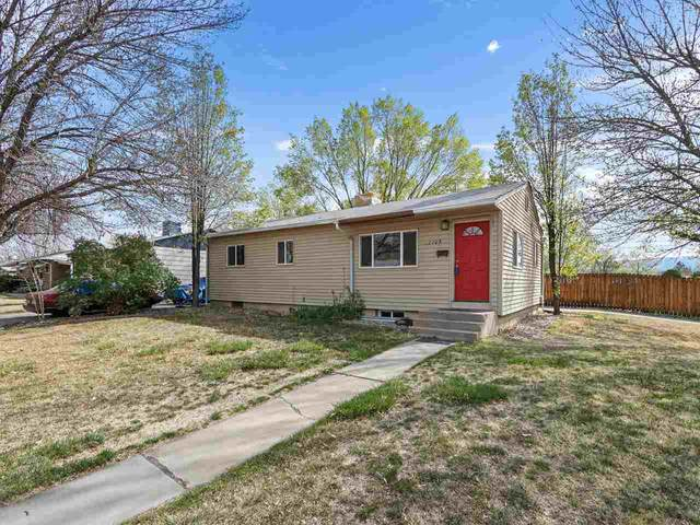 2108 N 22nd Street, Grand Junction, CO 81501 (MLS #20211913) :: The Grand Junction Group with Keller Williams Colorado West LLC