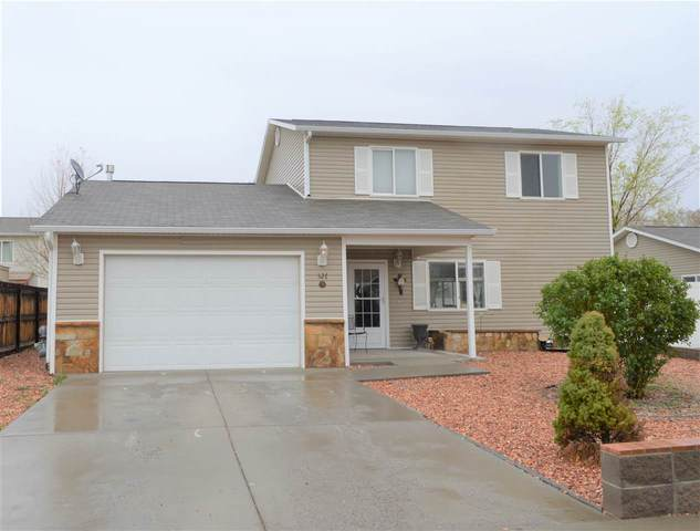 526 Purple Ash Circle, Clifton, CO 81520 (MLS #20211916) :: The Grand Junction Group with Keller Williams Colorado West LLC