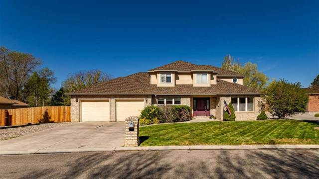 759 Centauri Drive, Grand Junction, CO 81506 (MLS #20211917) :: The Grand Junction Group with Keller Williams Colorado West LLC