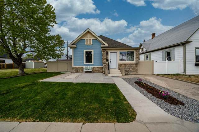 1050 Ouray Avenue, Grand Junction, CO 81501 (MLS #20211937) :: The Danny Kuta Team