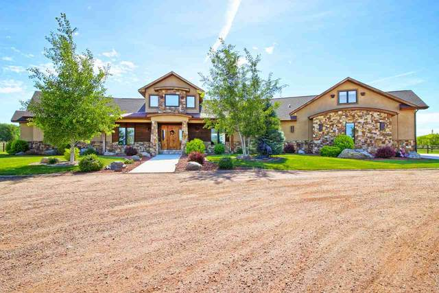 2458 Home Ranch Court, Grand Junction, CO 81505 (MLS #20211941) :: The Christi Reece Group
