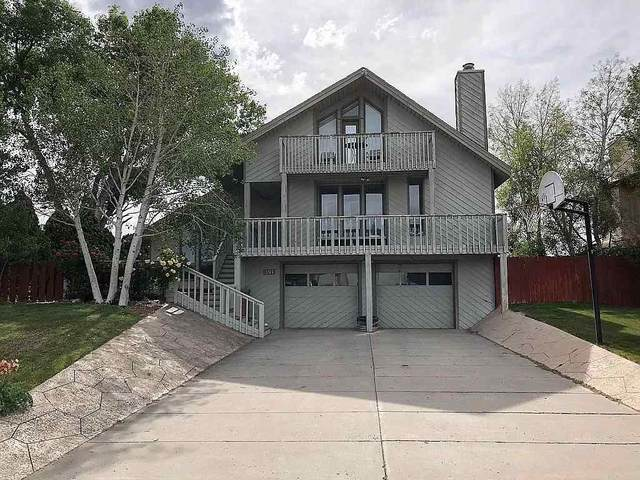 391 High Ridge Drive, Grand Junction, CO 81507 (MLS #20211942) :: The Christi Reece Group