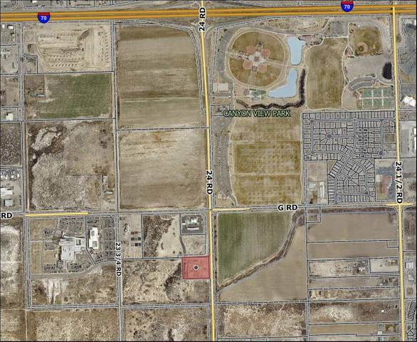 683 24 Road, Grand Junction, CO 81505 (MLS #20211945) :: The Danny Kuta Team