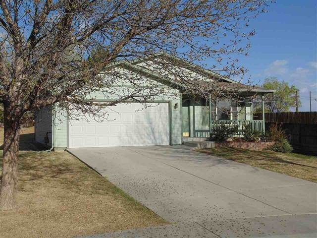 2802 Laddie Way, Grand Junction, CO 81506 (MLS #20211951) :: The Grand Junction Group with Keller Williams Colorado West LLC