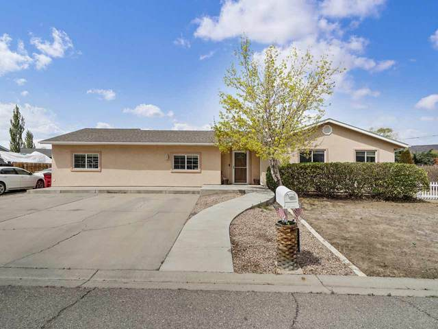 3198 Jamison Avenue, Grand Junction, CO 81504 (MLS #20211952) :: The Grand Junction Group with Keller Williams Colorado West LLC