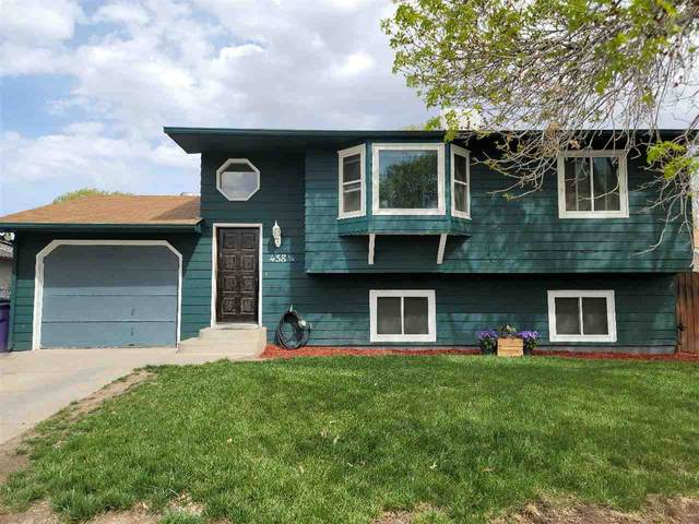 458 1/2 Morning Dove Drive, Grand Junction, CO 81504 (MLS #20211954) :: The Joe Reed Team