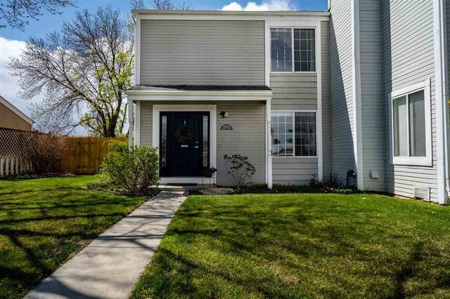 2843 Oxford Avenue D, Grand Junction, CO 81503 (MLS #20211956) :: The Joe Reed Team