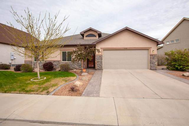 608 Eldorado Drive, Grand Junction, CO 81505 (MLS #20211961) :: The Grand Junction Group with Keller Williams Colorado West LLC