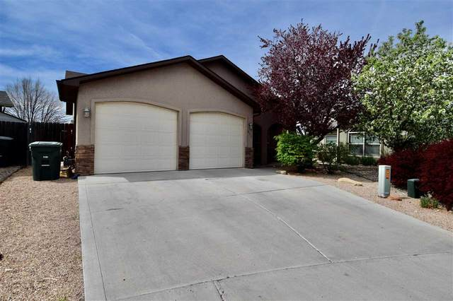 681 Patriot Court, Grand Junction, CO 81505 (MLS #20211962) :: The Joe Reed Team