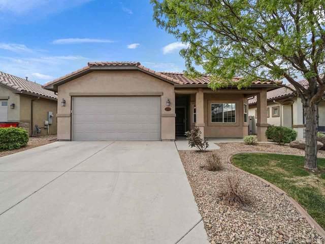 209 Love Mesa Drive, Grand Junction, CO 81503 (MLS #20211963) :: The Joe Reed Team