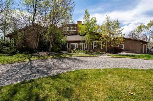 2649 Central Drive, Grand Junction, CO 81506 (MLS #20211971) :: Western Slope Real Estate