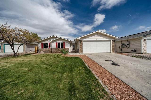 452 Duffy Drive, Grand Junction, CO 81504 (MLS #20211977) :: The Grand Junction Group with Keller Williams Colorado West LLC
