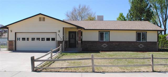 3113 Americana Drive, Grand Junction, CO 81504 (MLS #20211993) :: The Joe Reed Team