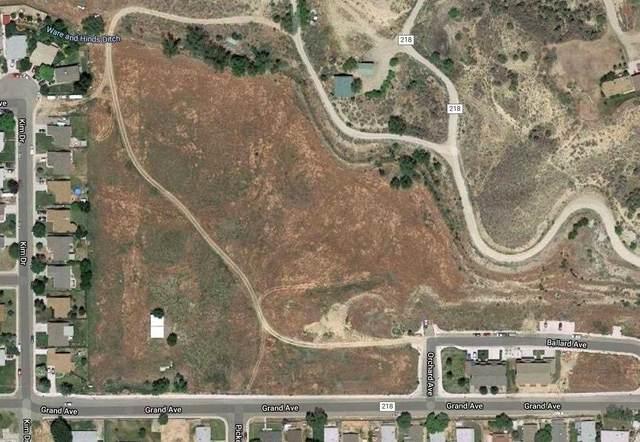 TBD E Grand Avenue, Silt, CO 81652 (MLS #20211997) :: The Christi Reece Group