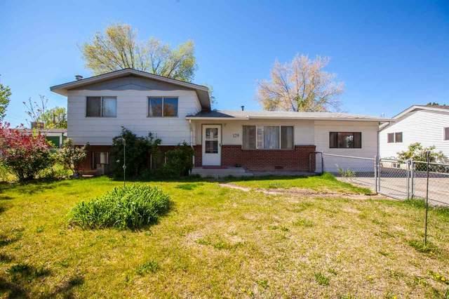 129 Independent Avenue, Grand Junction, CO 81501 (MLS #20211999) :: The Joe Reed Team