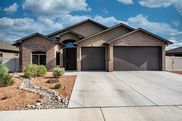 2880 Meadow Vista Street, Grand Junction, CO 81503 (MLS #20212004) :: The Danny Kuta Team