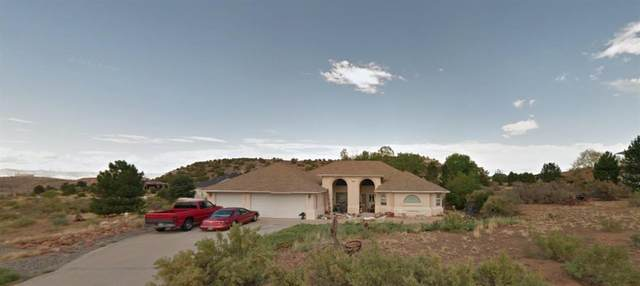 296 Dakota Drive, Grand Junction, CO 81507 (MLS #20212005) :: The Grand Junction Group with Keller Williams Colorado West LLC