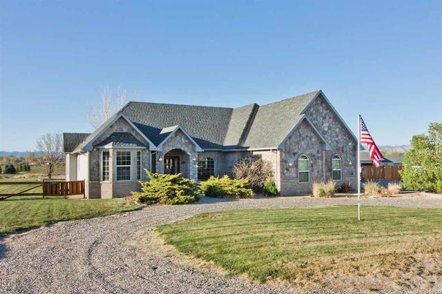 1320 L 7/10 Road, Loma, CO 81524 (MLS #20212011) :: The Kimbrough Team | RE/MAX 4000