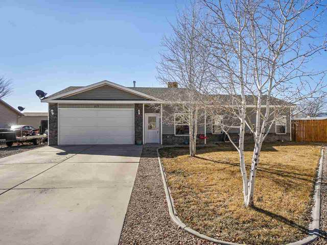 475 Gentle Winds Court, Clifton, CO 81520 (MLS #20212018) :: The Grand Junction Group with Keller Williams Colorado West LLC