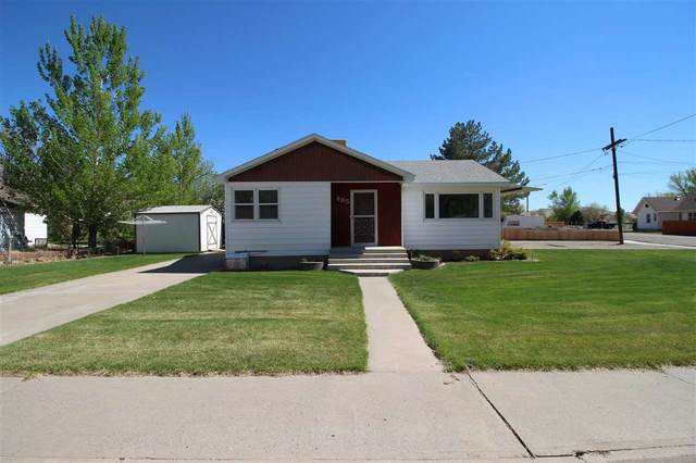 485 W 4th Street, Palisade, CO 81526 (MLS #20212025) :: CENTURY 21 CapRock Real Estate